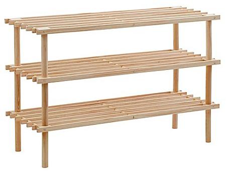 WoodenShoeRack